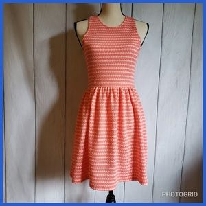 Frenchi Skater Dress